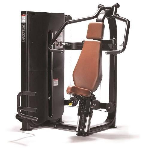 Appareil de musculation Incline Chest Press Lexco modèle LS-105