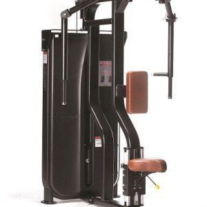 Appareil de musculation Pec Fly and Rear Delt Lexco modèle LS-101