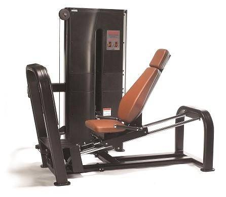 Appareil de musculation Seated Leg Press Lexco modèle LS-117