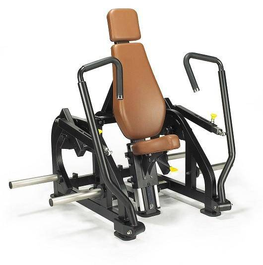 Appareil de musculation Plate Loaded Chest Press Lexco modèle LS-515