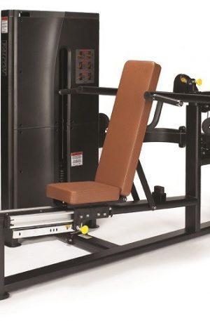 Appareil de musculation Plate Loaded Multi-Press Lexco modèle LS-509