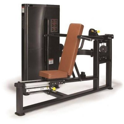 Appareil de musculation Plate Loaded Multi-Press Lexco modèle LS-509