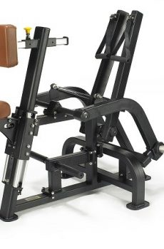 Equipement de fitness Plate Loaded Mid Row Lexco modèle LS-514