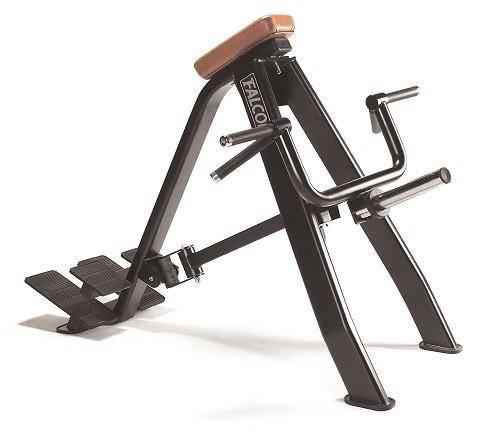 Equipement de fitness Plate Loaded T-Bar Row Lexco / modèle LS-503