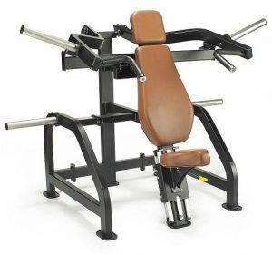 Equipement de musculation Shoulder Press Lexco / modèle LS-518