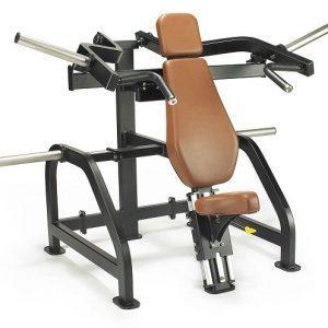 Equipement de musculation Plate Loaded Shoulder Press Lexco / modèle LS-518