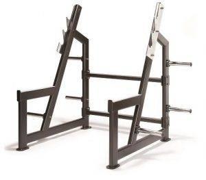 Equipement de musculation Rack squat Lexco modèle LS-215
