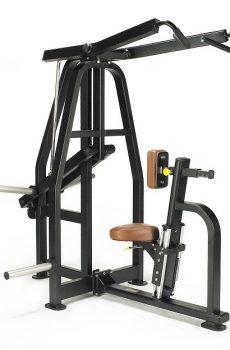 Machine de musculation Plate Loaded High Row Lexco / modèle LS-513