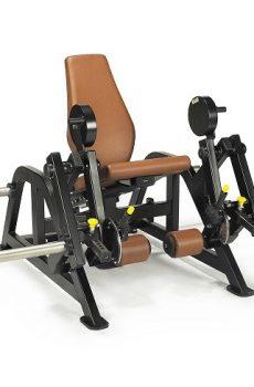 Machine de musculation Plate Loaded Leg Extension Lexco / modèle LS-521