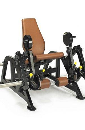 Machine de musculation Plate Loaded Leg Extension Lexco / modèle LS-521