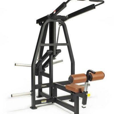 Machine de musculation Plate Loaded Rear Pull Down Lexco / modèle LS-512